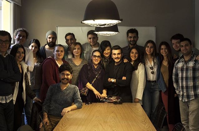 Geçtiğimiz hafta Atölyemizin konuğu olan Yönetmen Ebru Yalçın