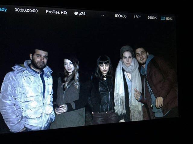 Atölye mezunlarımızdan Cem Coşkun Aksakal'ın rol aldığı '' Ammar 2 '' sinema filmi 17 Haziran 2016 Cuma günü vizyonda!