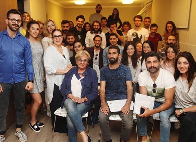 Yönetmen Biket İlhan'a ve katılımcılarımıza sonsuz teşekkürler..