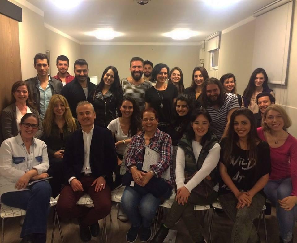 Ben neyim ? Peki ya sunduğum ben ne ?<br /> Erkan Sarıyıldız ile birlikte çok keyifli bir seminer geçirdik. Konuğumuza ve katılımcılarımıza sonsuz teşekkürler..