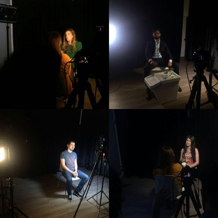 Akşam kurlarının ilk audition deneyimleri! Oyuncu Koçumuz Ayşegül Baydar ve Yönetmenimiz Kenan Doğru eşliğinde gerçekleştirilen çekimden kareler..