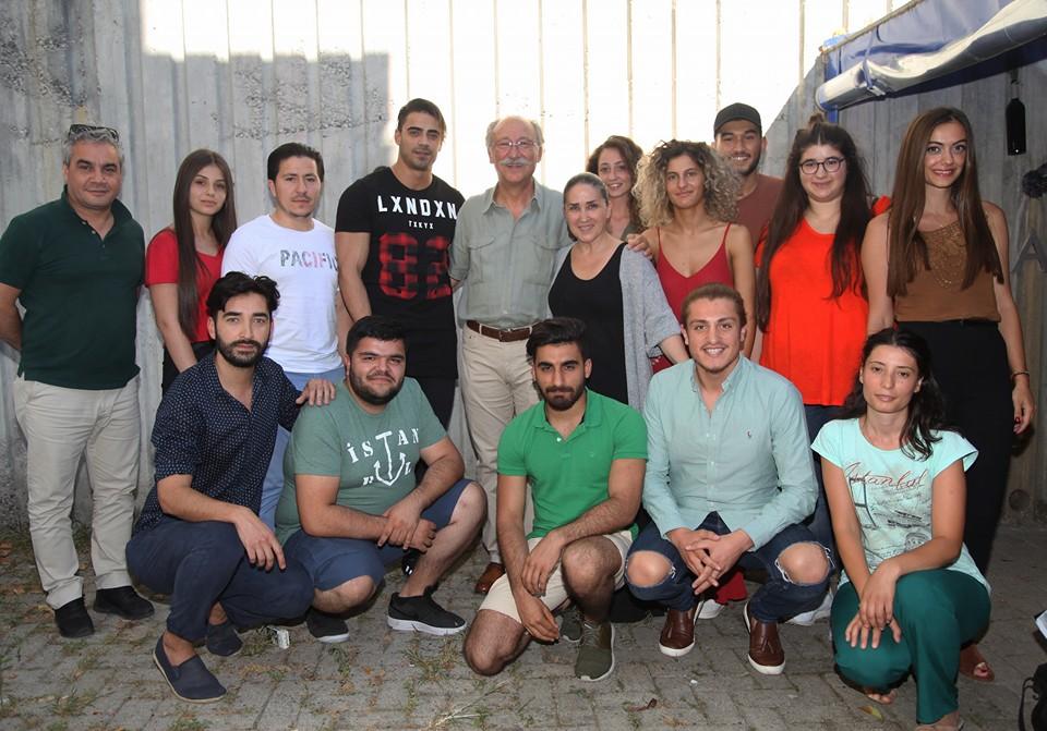 Usta sanatçı Altan Erkekli'yi Atölyemizde ağırlamaktan büyük mutluluk duyduk. Paylaşımları için sonsuz teşekkürler...