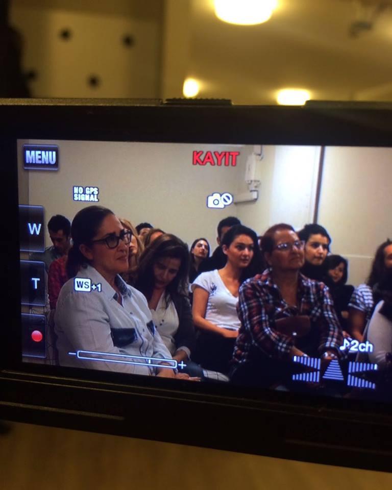 Bugünün #tbt 'si ''Erkan Sarıyıldız'' ile 'Yaşamda Merkezini Bulma' seminerinden gelsin!